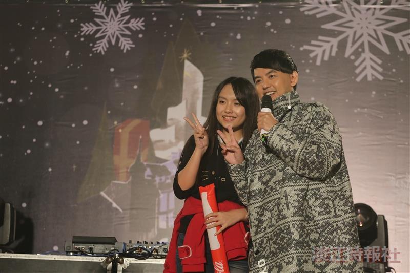 淡江耶誕演唱會
