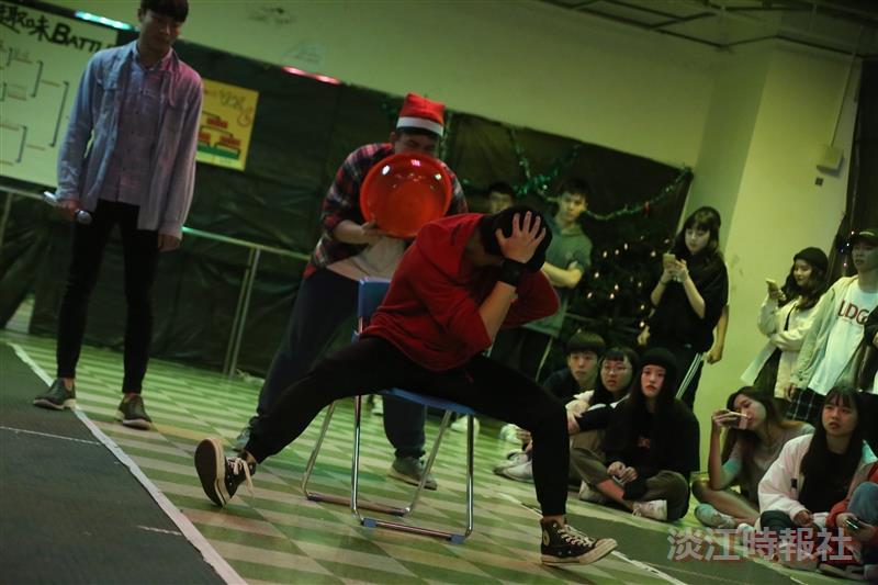 熱舞社聖誕趴