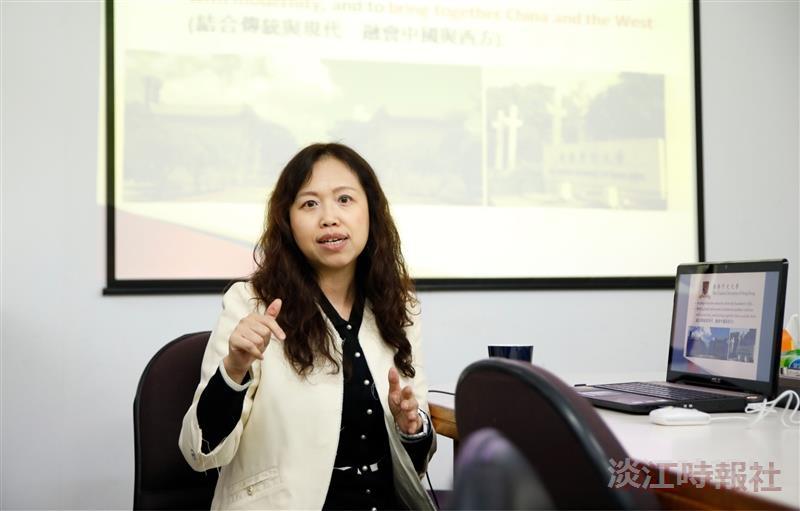 香港中文大學來訪大傳系