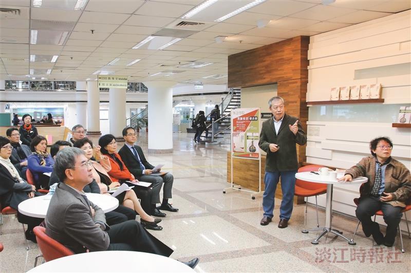 外語學院吳錫德蔡振興專書發表