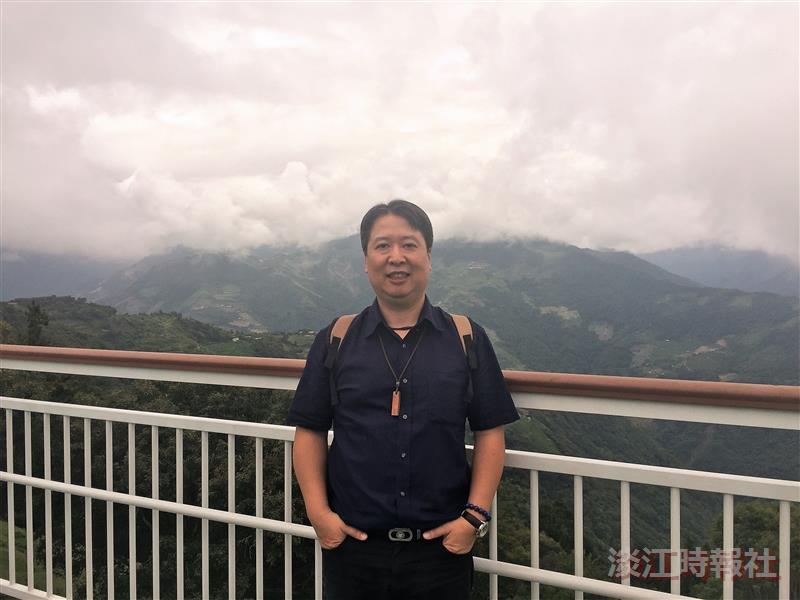 新任二級主管-教務處招生組組長詹盛閔