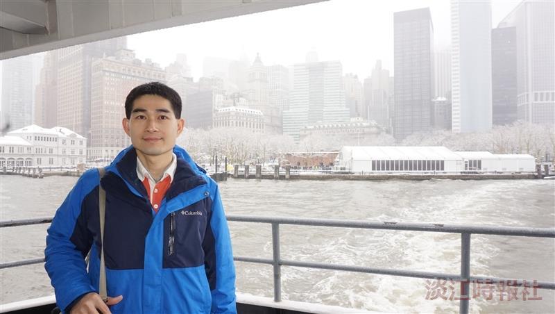 新任二級主管-人力資源處管理企劃組組長楊宗川
