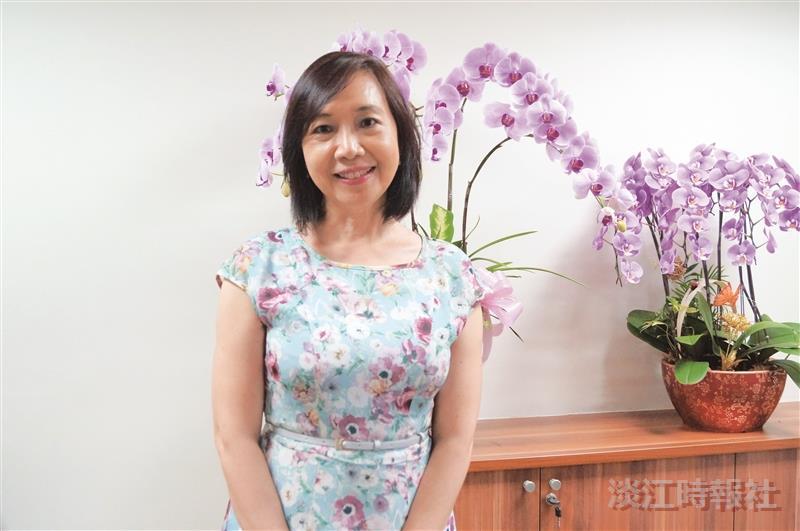 國際暨兩岸事務處國際長陳小雀