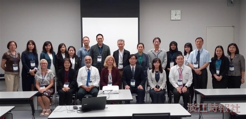 企管系赴日舉辦BIT 2019 國際研討會