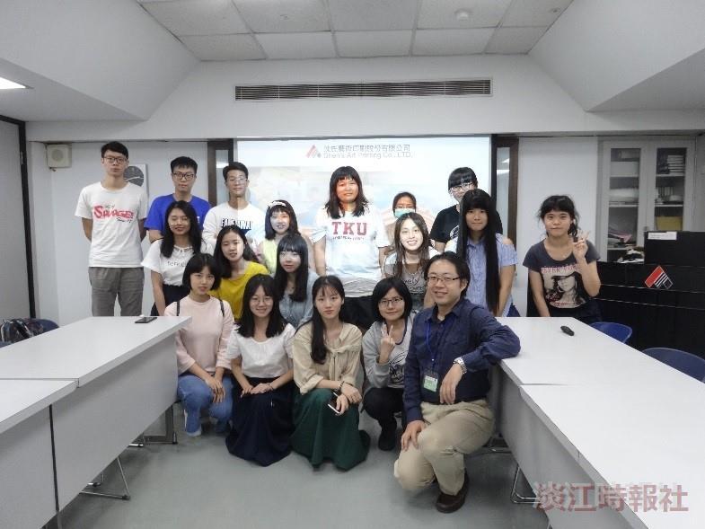 深入沈氏印刷產業現場 瞭解製程與台灣特色商品