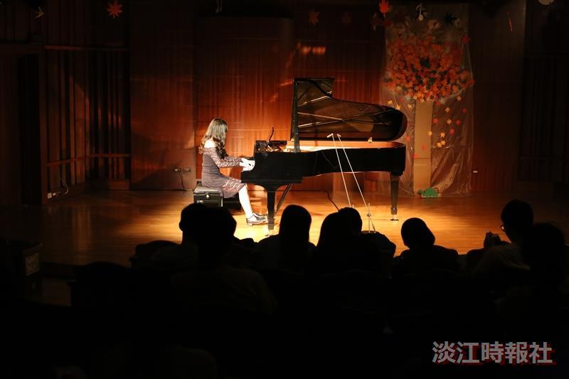 鋼琴社秋霜‧琴意期中音樂會