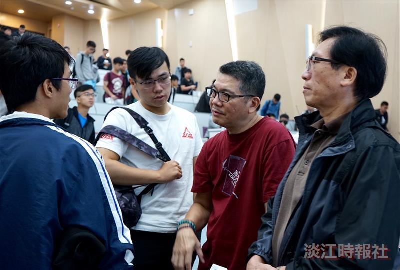 楊佈新黑貓中隊紀錄片   350師生感動盛讚