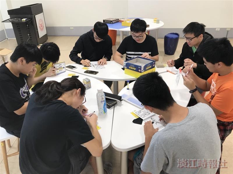 【社團大聲公】淡蘭桌遊社