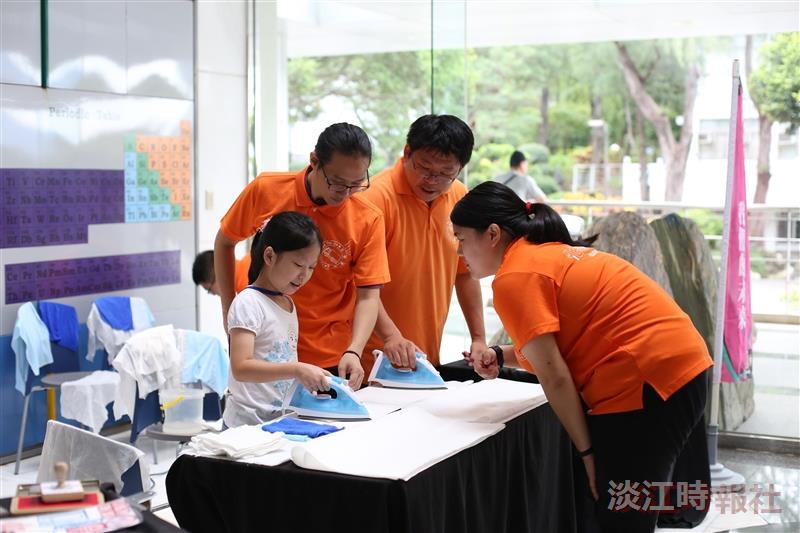 化學系於6日舉辦「60週年系慶暨系友回娘家」活動