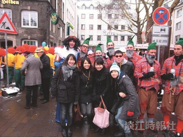 融入德國生活  語言能力潛移默化大提升