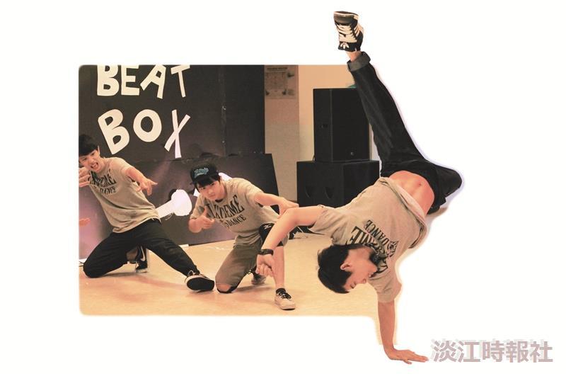 Breaking BeatBox 聯合迎新 嗨翻體育館