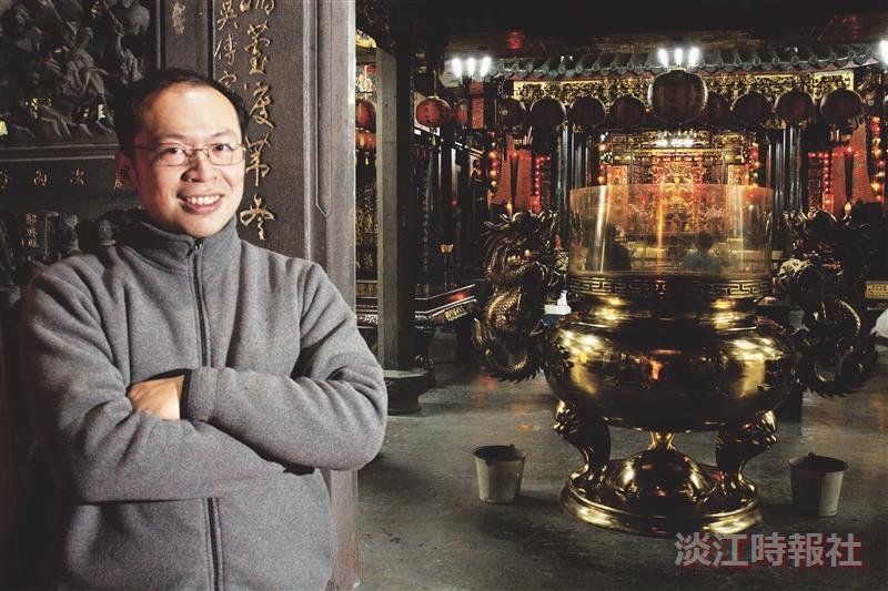 JSRI期刊優秀論文獎 王國彥 當傳統宗教遇上管理科學 香客觀光學推向國際