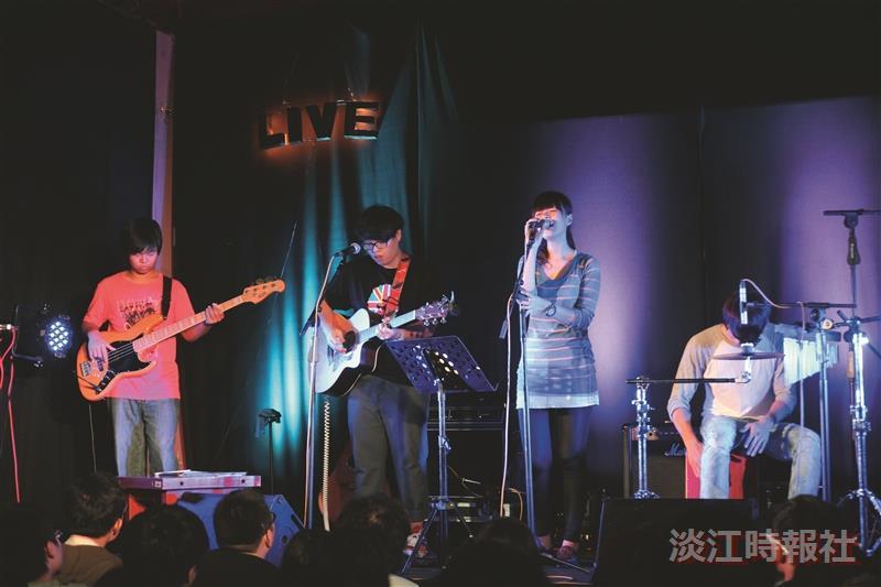 覺軒Live House Rocker開唱