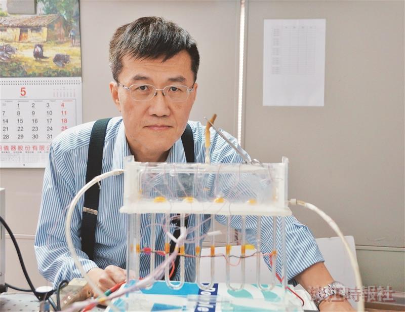 熱管研究應用於高端精密機械 康尚文求變中領先