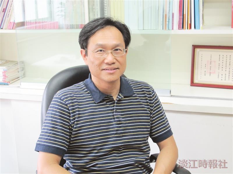 商管學院保險系系主任繆震宇
