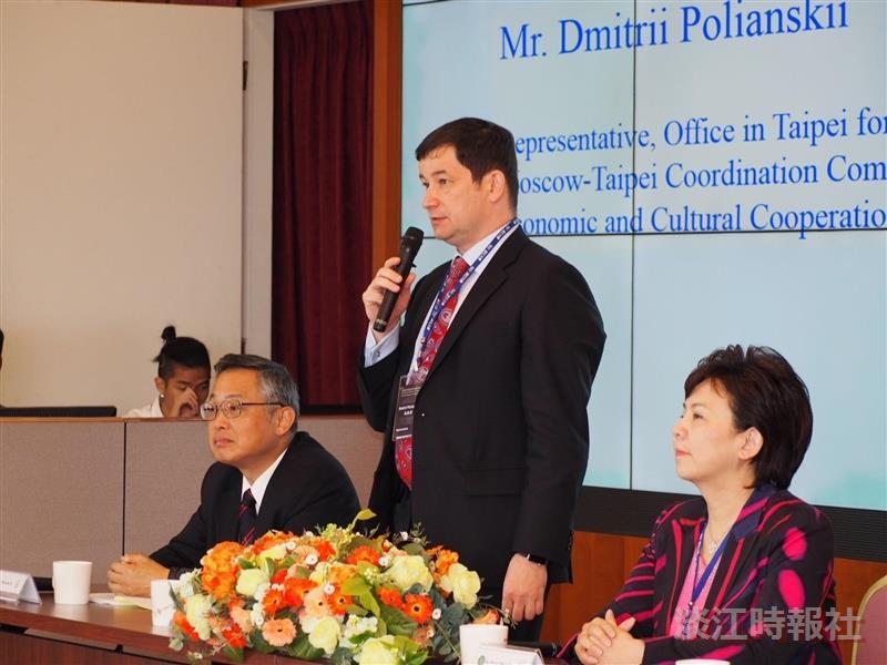 外交與國際系 解析亞太和平繁榮