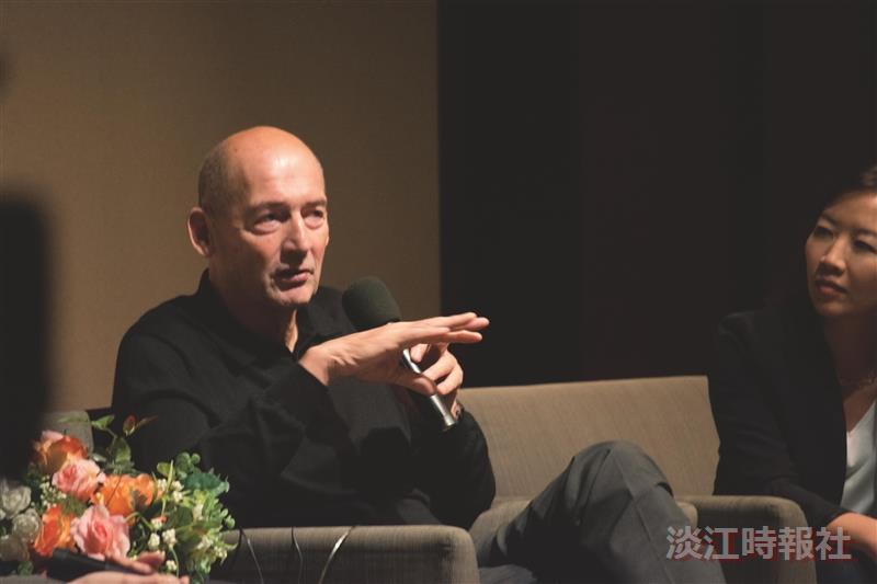普立茲克獎得主Rem Koolhaas 受邀演講當下之務