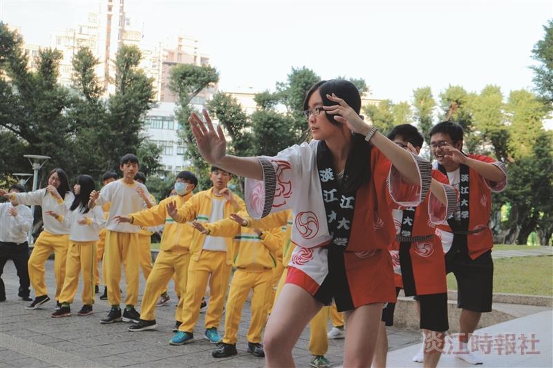 阿波舞教學 國中生好樂