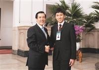 劉昊崴  本校優秀青年代表獲表揚