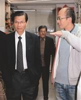 中央研究院院長翁啟惠,於    月   日應化學系邀請,分享醣化學研究發展。(圖片/化學系提供)