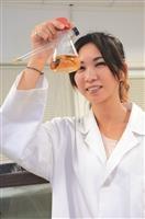 化學博三丁玉如 發現腎衰竭防護食品