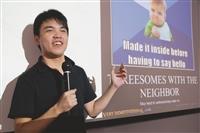 教學助理速寫 陳竑廷 以學長經驗傳承