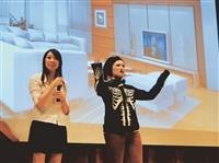 語言系畢業戲劇公演  全程英語 展現外語學習成果