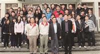 化材系師生參訪永豐餘造紙公司(攝影/鄧翔)
