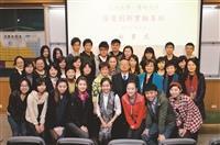 9校62位陸生  加入本校學習  與廣州大學首開廣電創新實驗班