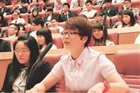 蘭陽校園 與校長面對面 借鏡韓國教育 籲大四生拓展視野
