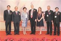 2012國際品管研討會 品管專家齊聚本校 美國國家品質獎得主 昇恒昌專題演講