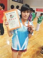 出征亞洲輪滑錦標賽 資傳三林建妤勇奪季軍