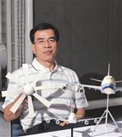 陳增源興趣廣泛,從飛機到風力,不停地探索,拓展研究觸角。(攝影/湯琮詰)