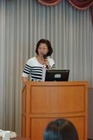 學生事務會議5/1(三) 職涯輔導組組長朱蓓茵組長 報告