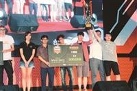 2014《英雄聯盟LOL》春季賽大專組 淡江生奪冠