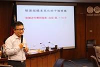 行政會議 戴萬欽談國際化 陳國華探未來化