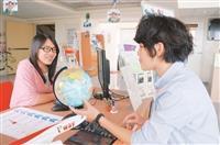 實習旅行社開張 推產學合作 實體服務