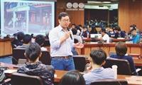臺北世界設計之都吳漢中談未來新思潮