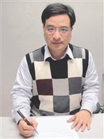 【102學年度新任二級主管專訪】 管理科學學系 系主任曹銳勤