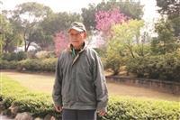總務處志工黃坤令 92歲不老志工:淡江是阮第二個家