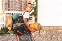 校園話題人物 中文三陳廷禎 73天徒步環島遇見自己