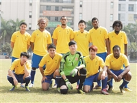 足球隊進大專盃全國8強 將踢4強賽