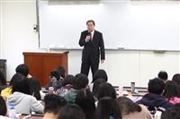 外交實務講座王明文