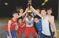 青出於蘭籃球賽 外籍生上陣