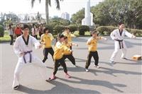 12社團帶動中小學成果發表