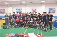 2014 FIRA 機器人團隊獲6金3銅