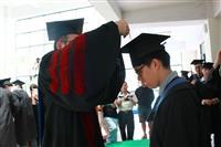 土木系自辦畢業典禮