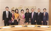 張校長率團訪韓4姊妹校