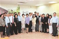 華語數位教室交誼廳啟用