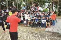 潮州高中4百生來校呼嚮往